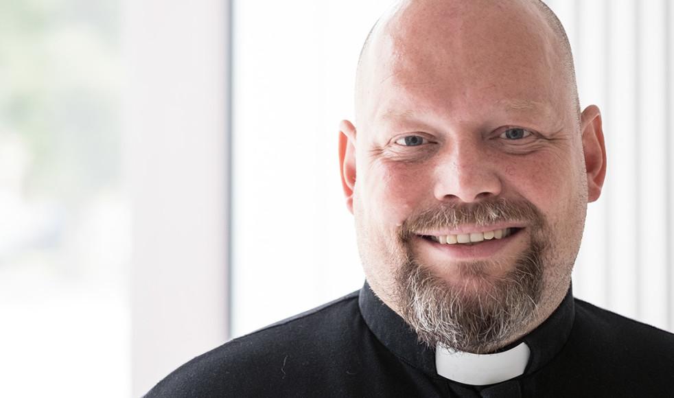 – Min förhoppning är att programmet ska väcka ett intresse och öppna för samtal, inte bara om tron utan även om en kristen livsstil, säger David Castor.