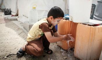 Behoven fortsatt stora i irak