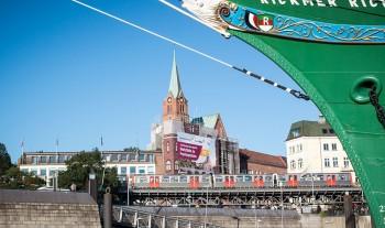 Gustaf Adolfskyrkan i Hamburg öppnas igen