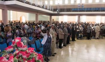 Mekane Yesus hälsning till Sverige