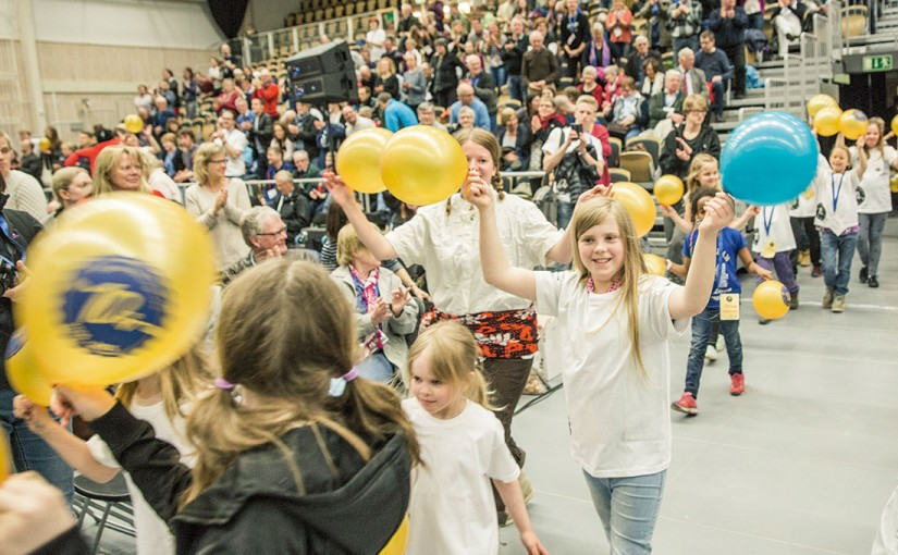 Årskonferensen – en glädjefest!
