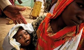 Svälten i Afrika