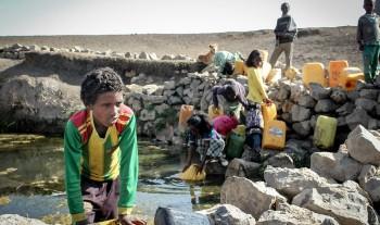 Värsta torkan på över 30 år