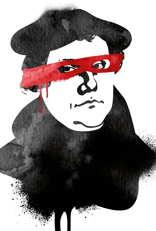 Är sekulariseringen Luthers fel?