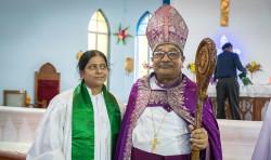 Kristna i Madhya Pradesh värst drabbade i Indien