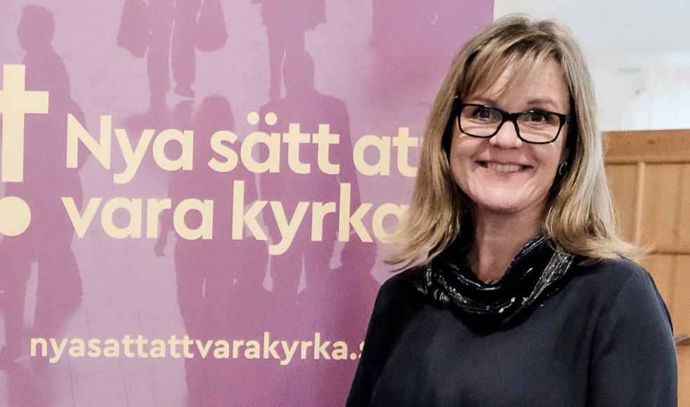 Under våren påbörjar Tin Mörk sin projekttjänst där hon bland annat kommer få inspirera till nya sätt att fira gudstjänst.