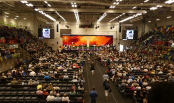 Jesusfokus på Oaskonferens