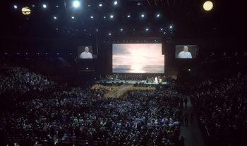 Påvebesöket förmedlade ett hopp som förenar