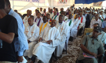 Svenska missionärer uppmärksammades i Eritrea