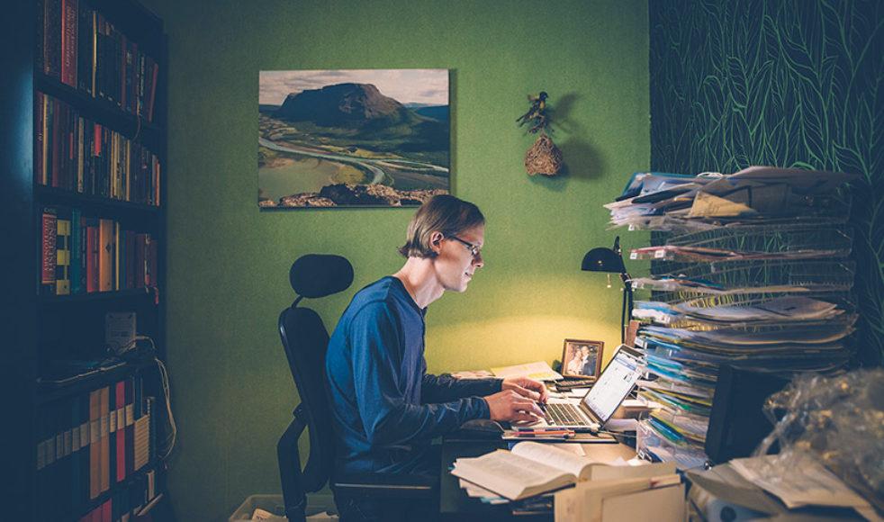 Genom böcker, som förkunnare, skribent och lärare är Olof i dag en av EFS mest kända röster i både Sverige och Norge.