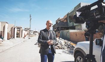 EFS på plats i Mosul