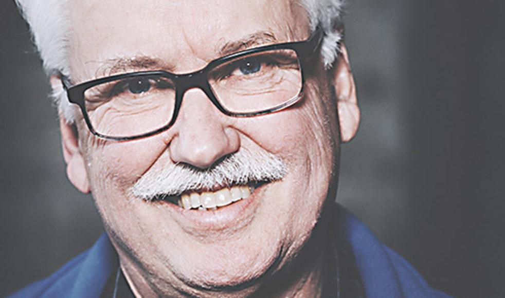 Göran Ahlforn som tidigare var ordförande  i EFS-föreningen  under 15 år.