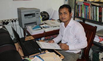 Arkivet för missionen vidare – nu i Indien