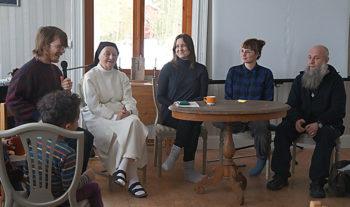 Sammankomst – om gemenskap i en trasig värld