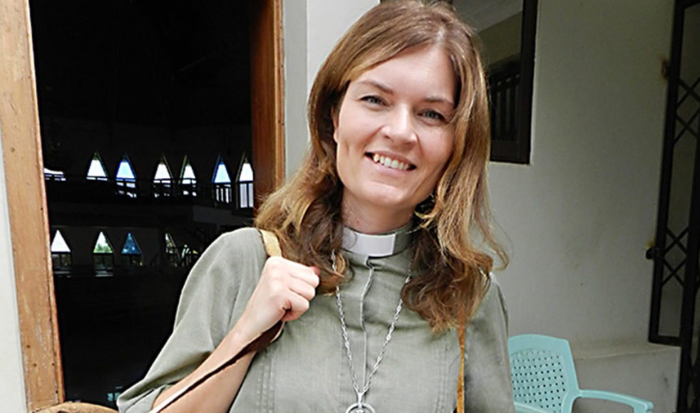 Maria förbereder för Oasisi.