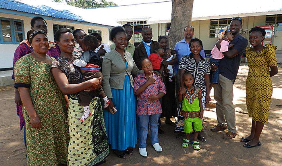 Tillgången till god habilitering för barn med funktionsnedsättningar är sällsynt vilket gör den goda relationen till Mwanzas största sjukhus glädjande.