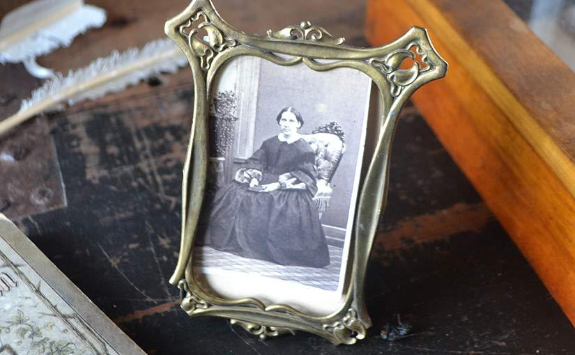Brevens okända berättelse om Lina Sandell