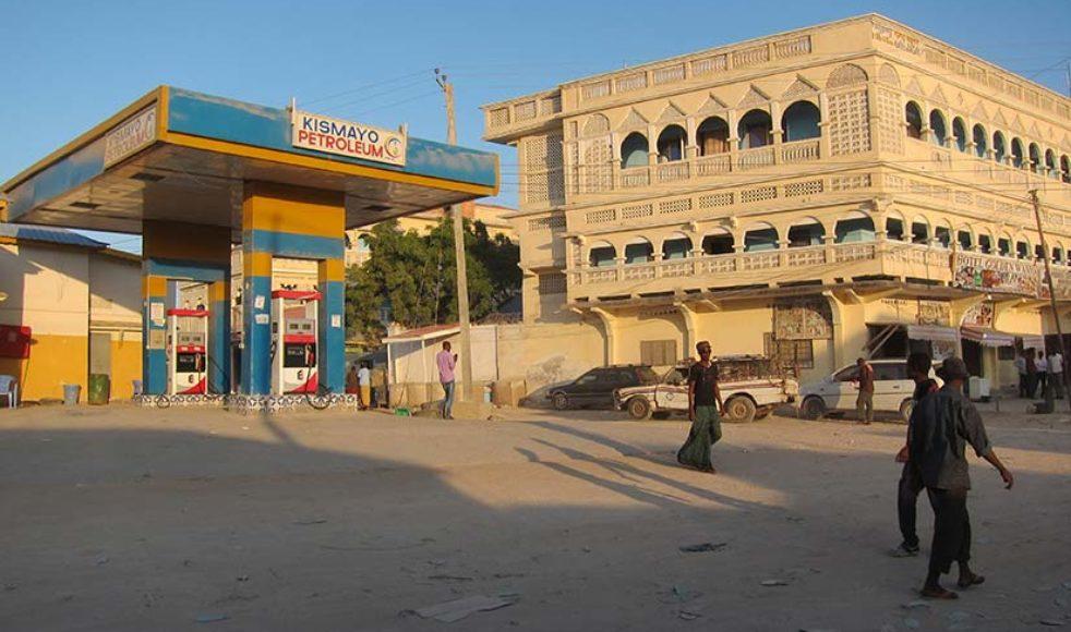 Livet har återvänt till centrala Kismayo efter år av krig.
