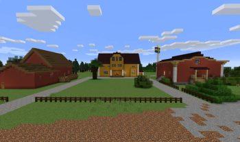 Upplev Mossebo redan nu – i Minecraft