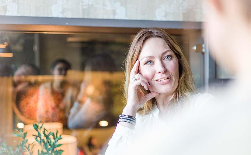 Vågar leda visionärt – Marie-Louise tror på tillväxt