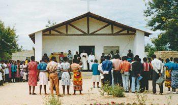 Ny bok om EFS arbete i Tanzania