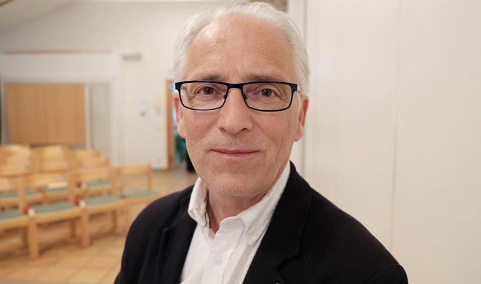 Johannelunds rektor Kjell O. Lejon.