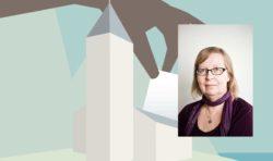 Journalist hela livet – nu vill hon avpolitisera Svenska kyrkan