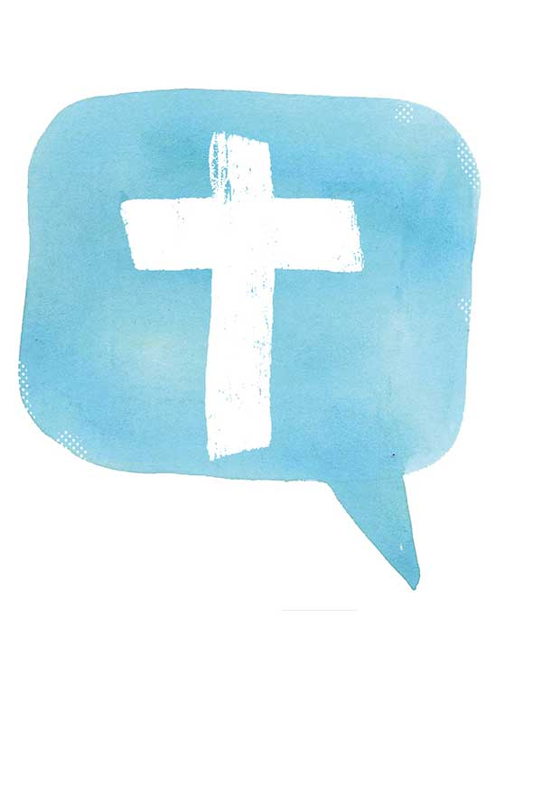Evangelisation – att hitta ett språk för tron