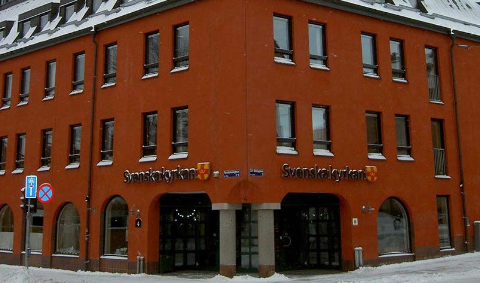 För EFS utlandsmission innebar flytten till Kyrkans hus gemensamt arbete med Svenska kyrkan.
