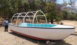 Missionsbåten snart i bruk