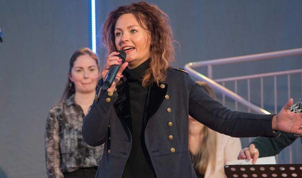 Konferenschefen Marie-Louise  Nilsson tror att konferensen födde  en ny evangelisationslängtan.