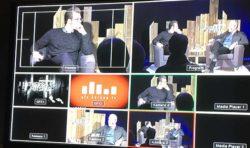 EFS Ängelholm spelar in Lutherfilmer