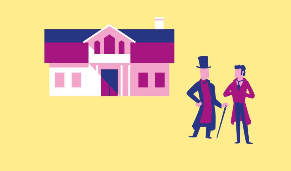 1839: Tar plats som informator på Länna gård. Lär där känna den skotske metodistpredikanten George Scott och börjar arbeta som dennes assistent i Stockholm