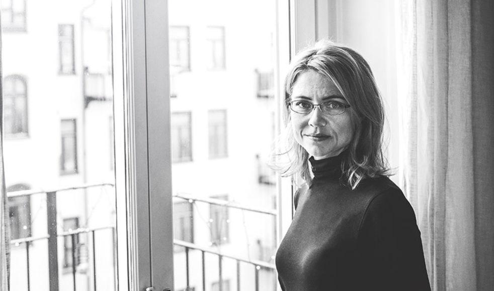 Till vardags pendlar Jayne mellan Lund och övernattningslägenheten i Stockholm.