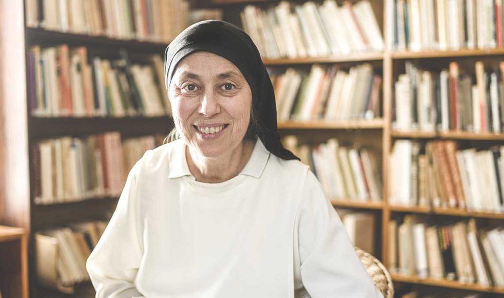 – Kyskhet handlar om att respektera och bli respekterad som en person med ett eget värde, menar Syster Sofie.