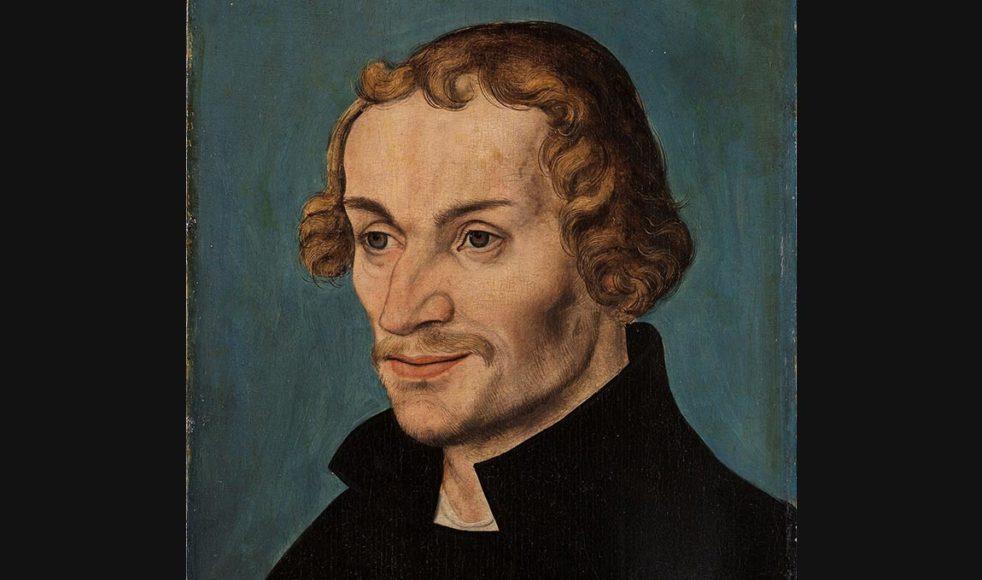 Tyske Philipp Melanchthon (1497–1560) var en av reformationens förgrundsfigurer.
