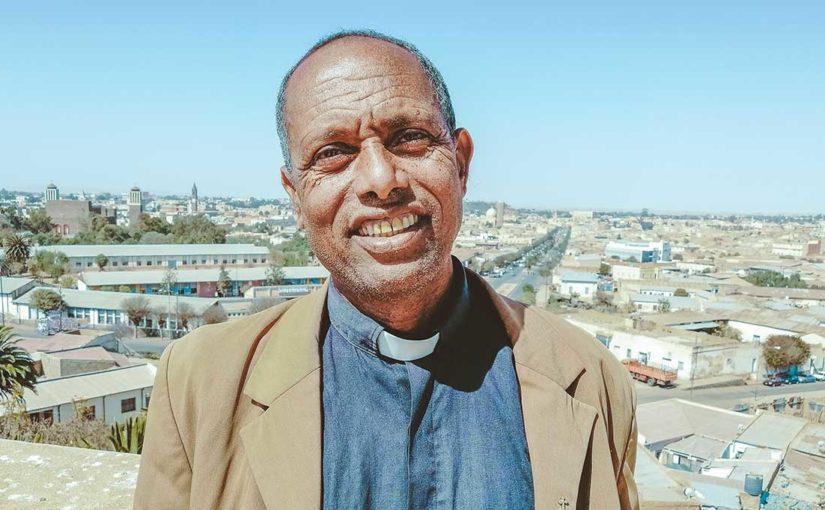 Kyrkan på frammarsch i Eritrea