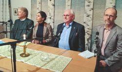 Samtalskväll om förföljelse av kristna