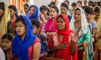 Religionsfriheten hotad i Indien