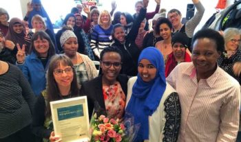 Projektet MigrantMammor tilldelas Mångfaldspriset