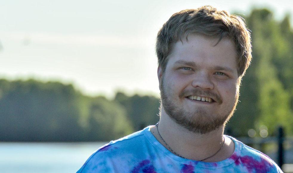 Johannes har hittat hem i Skellefteå och lyfter särskilt fram den mentalitet som finns där.