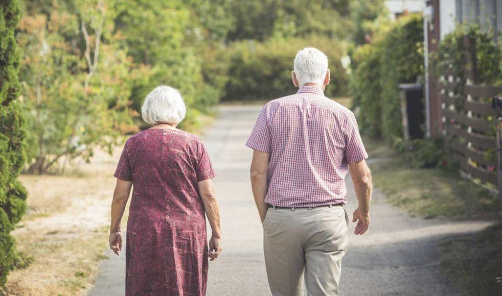 Nu när båda är pensionärer finns mer kvalitetstid för varandra och familjen. Inte minst de åtta barnbarnen.
