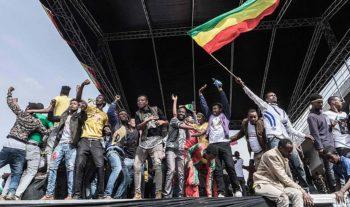 Etiopien och Eritrea närmar sig fred