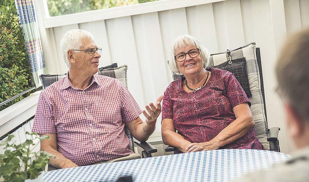 Stefan och Christina träffades för första gången under Lötenkyrkans ungdomsresa till Tanzania år 1977. En resa som blev startskottet på deras gemensamma liv.
