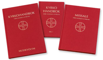 Ny kyrkohandbok