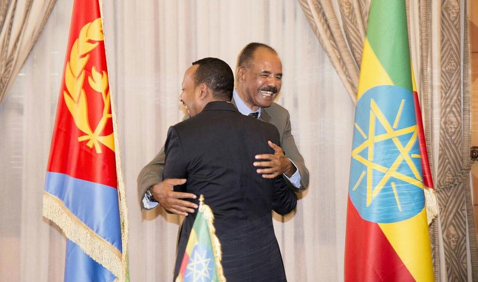 Kort efter att fredsavtalet undertecknats besökte Eritreas president Isaias Afewerki Addis Abeba för första gången på över två decennier.