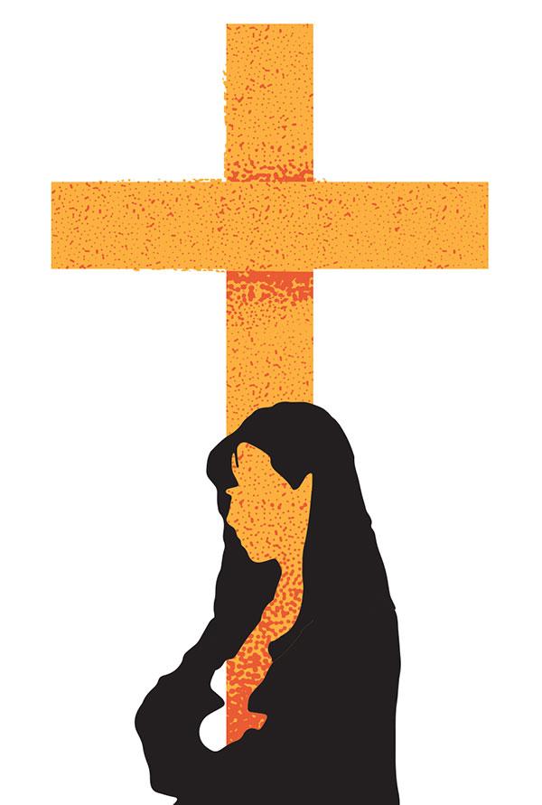 Korset och våra gudsbilder