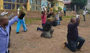 Reformer orsakar oro i Etiopien