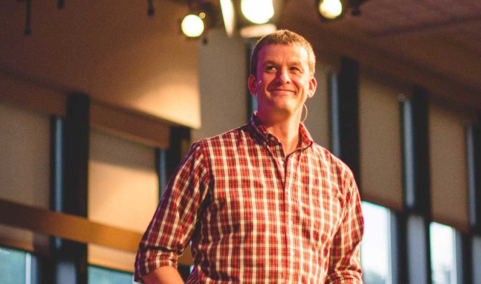 Mark Licona undervisade bland annat om historiska bevis för uppståndelsen.