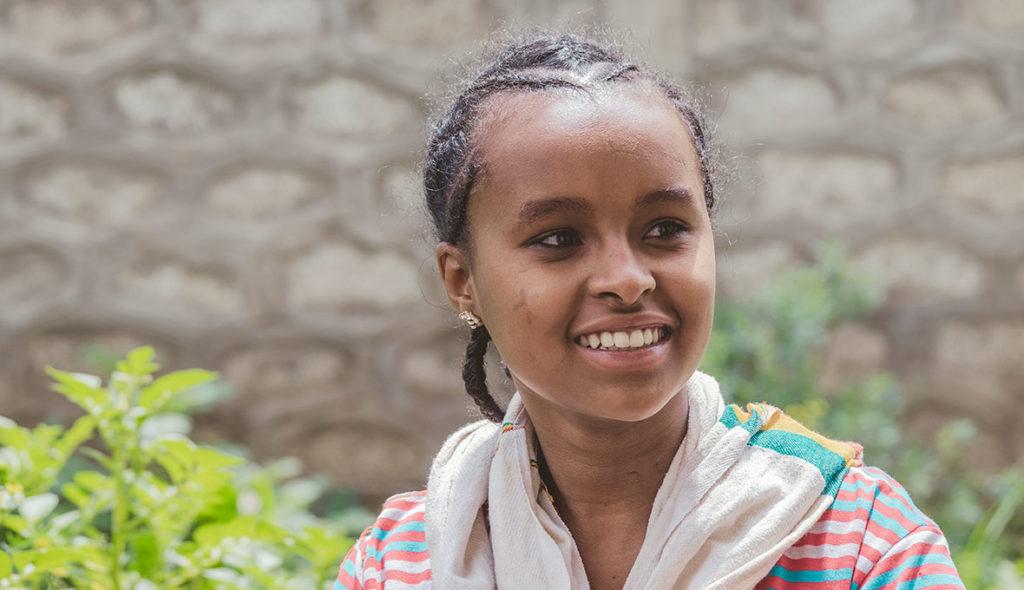 Yitayish Amdebiyhan Hope for children Etiopien